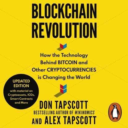 Alex Tapscott Blockchain Revolution finansovyi regyliator kipra sozdaet centr izycheniia indystrii blockchain tehnologii