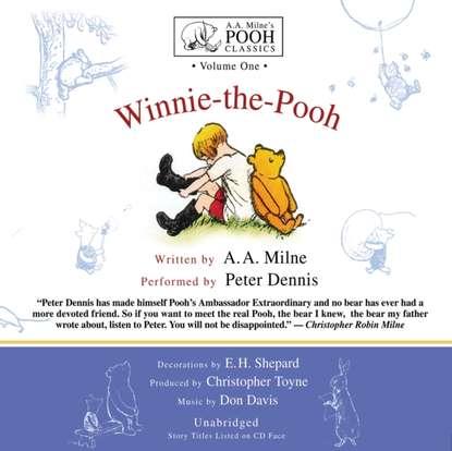 Фото - Алан Александр Милн Winnie-the-Pooh милн кевин алан шесть камешков на счастье с автографом