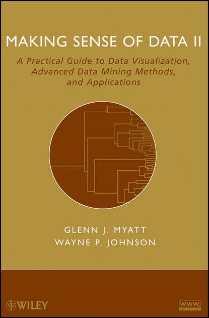 Фото - Wayne Johnson P. Making Sense of Data II ian cox visual six sigma making data analysis lean