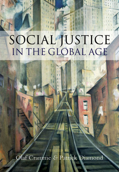 Olaf Cramme Social Justice in a Global Age scales of justice