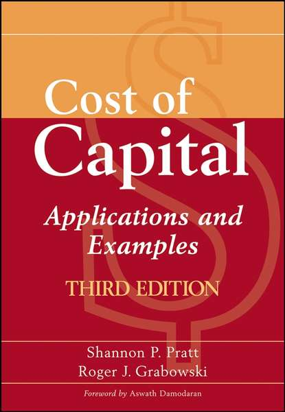 Shannon Pratt P. Cost of Capital justin pettit strategic corporate finance applications in valuation and capital structure