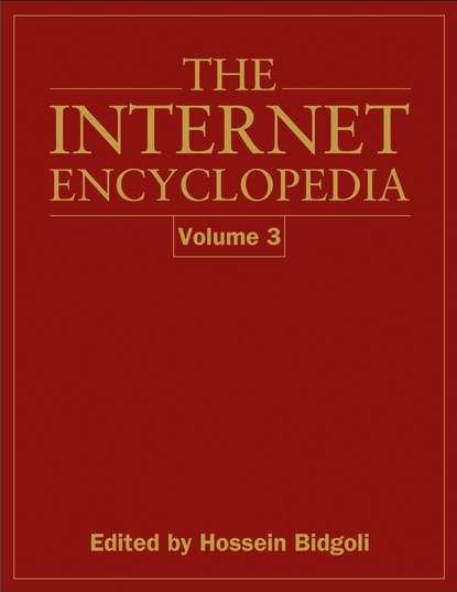 Группа авторов The Internet Encyclopedia, Volume 3 (P - Z) недорого