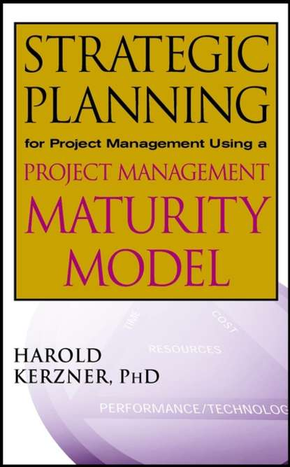 Группа авторов Strategic Planning for Project Management Using a Project Management Maturity Model a simulation approach to project planning