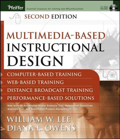William Lee W. Multimedia-based Instructional Design gerardus blokdyk learning design a complete guide 2020 edition