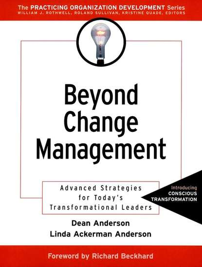 Dean Anderson Beyond Change Management bill george getting change right how leaders transform organizations from the inside out