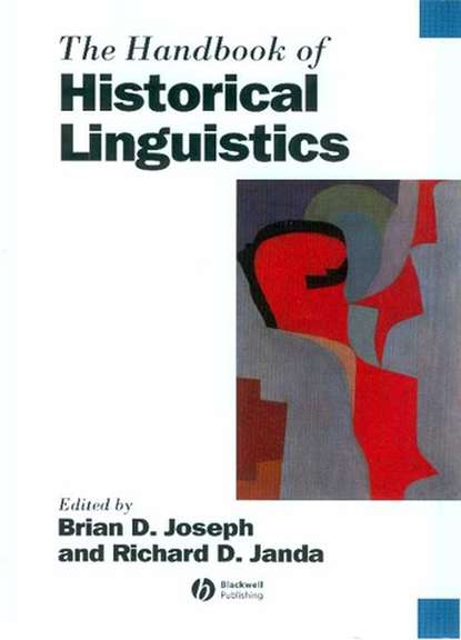 Brian Joseph The Handbook of Historical Linguistics handbook of computable general equilibrium modeling 1b