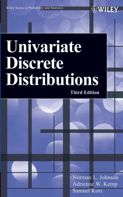 Samuel Kotz Univariate Discrete Distributions недорого