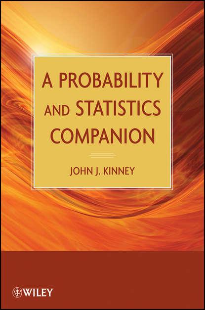 Группа авторов A Probability and Statistics Companion недорого