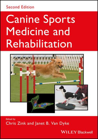 Chris Zink Canine Sports Medicine and Rehabilitation группа авторов handbook of sports medicine and science basketball
