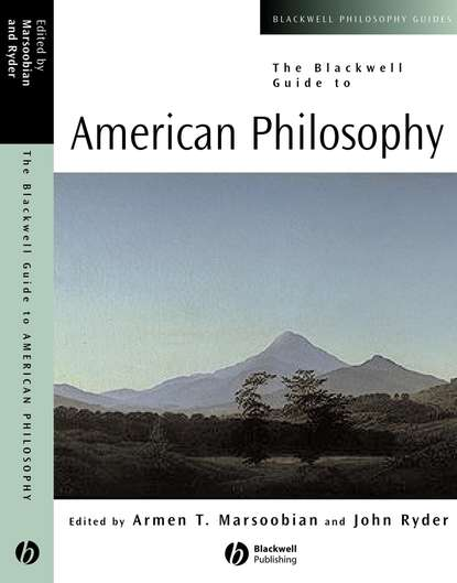 John Ryder The Blackwell Guide to American Philosophy недорого
