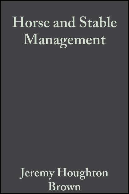 Sarah Pilliner Horse and Stable Management gary baxter m manual of equine lameness