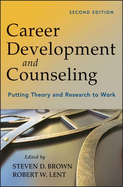 Robert Lent W. Career Development and Counseling robert lent w handbook of counseling psychology