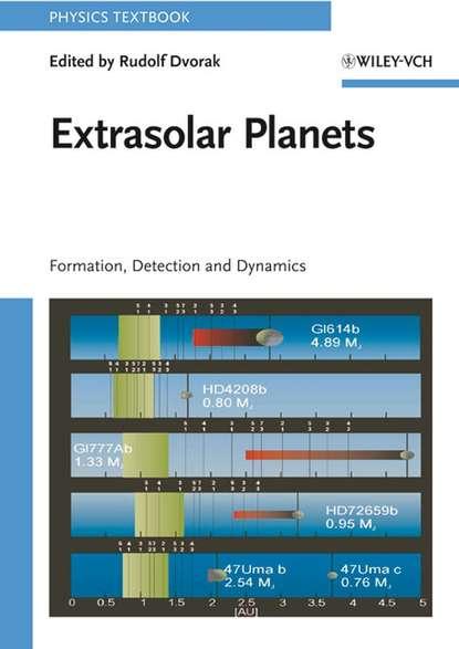 Группа авторов Extrasolar Planets the planets