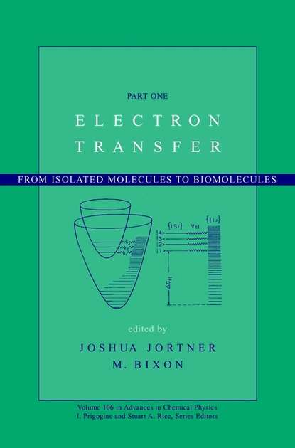 Joshua Jortner Electron Transfer numerical solution of electron number density