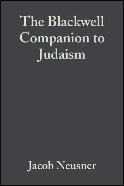 Jacob Neusner The Blackwell Companion to Judaism secret groups in ancient judaism