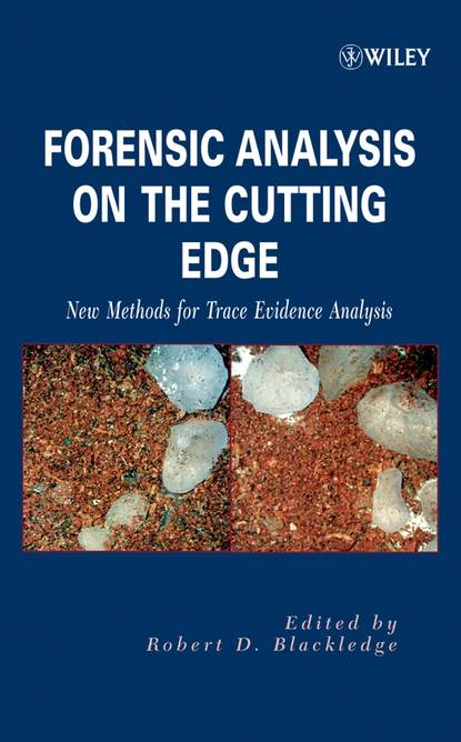 Группа авторов Forensic Analysis on the Cutting Edge ingvar eidhammer computational and statistical methods for protein quantification by mass spectrometry