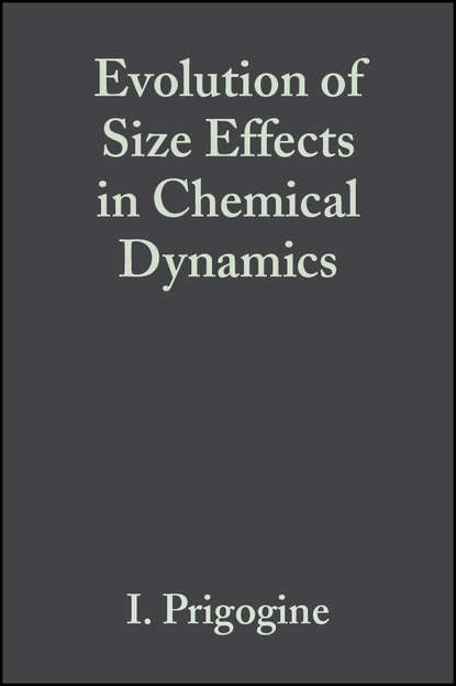 Фото - Группа авторов Evolution of Size Effects in Chemical Dynamics, Part 1 michael faraday the chemical history of a candle