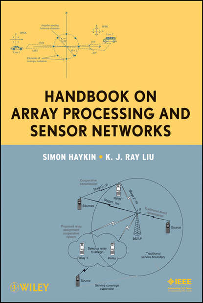 Simon Haykin Handbook on Array Processing and Sensor Networks a framework for adaptive weather sensing using phased array radar
