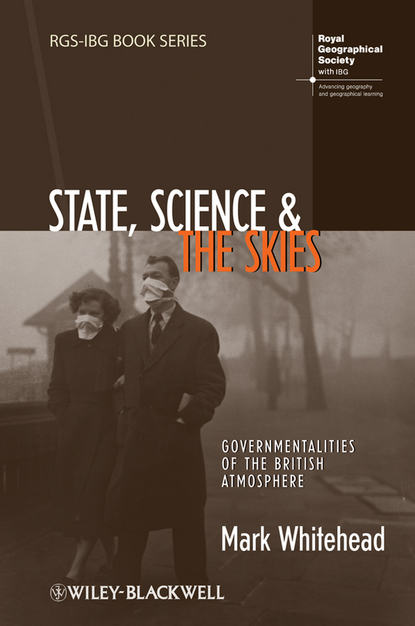 Фото - Mark Whitehead State, Science and the Skies timelines of science