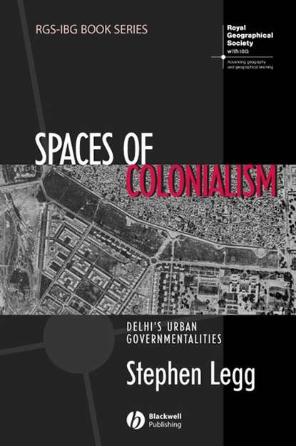 Stephen Legg Spaces of Colonialism application of cvm in valuation of urban green open spaces