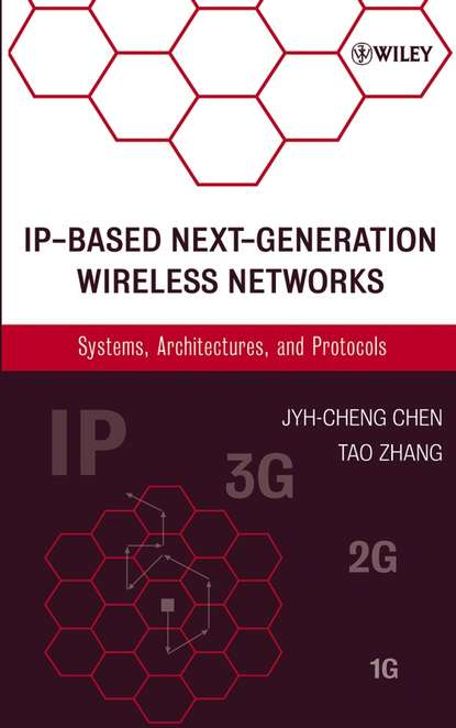 Jyh-Cheng Chen IP-Based Next-Generation Wireless Networks next generation passive optical networks