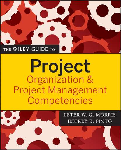 Peter Morris The Wiley Guide to Project Organization and Project Management Competencies the vessel project