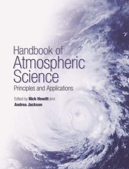 Фото - Andrea Jackson V. Handbook of Atmospheric Science susanne charlesworth m urban pollution science and management