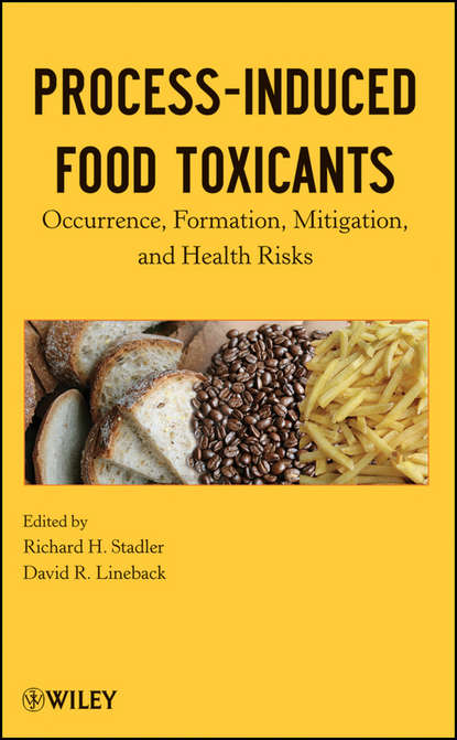 Фото - David Lineback R. Process-Induced Food Toxicants peter smith g applications of fluidization to food processing