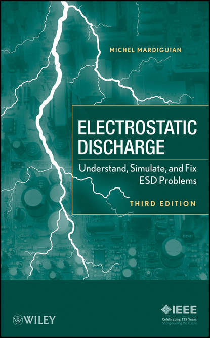 Michel Mardiguian Electro Static Discharge harald gossner system level esd co design