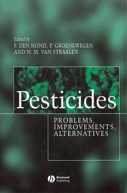 Фото - Peter Groenewegen Pesticides peter kleinebudde continuous manufacturing of pharmaceuticals