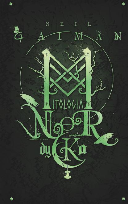 Neil Gaiman Mitologia nordycka neil gaiman chłopaki anansiego