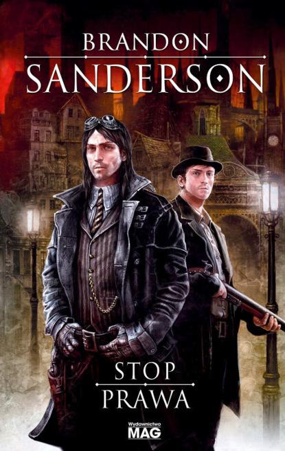 Brandon Sanderson Stop prawa недорого