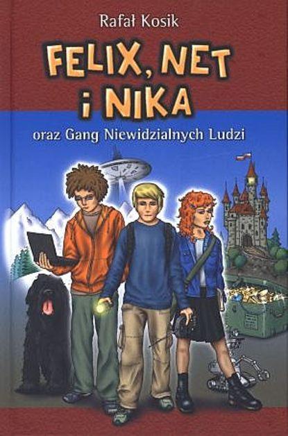 Rafał Kosik Felix, Net i Nika oraz Gang Niewidzialnych Ludzi rafał kosik amelia i kuba kuba i amelia godzina duchów