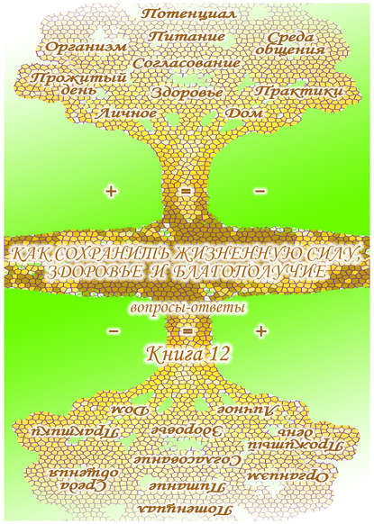 Фото - Сборник Учебник развития сознания. Вопросы и ответы. Книга 12. Как сохранить жизненную силу, здоровье и благополучие н и заикин учебник развития сознания книга 6 к состоянию через осознание