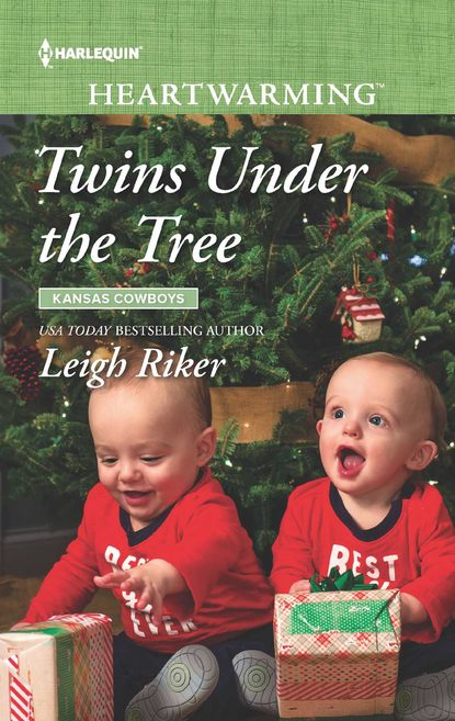 Leigh Riker Twins Under The Tree sasha summers twins for the rebel cowboy