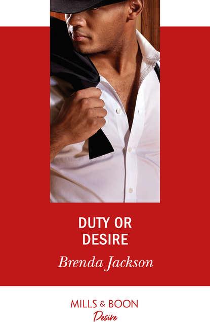 Brenda Jackson Duty Or Desire