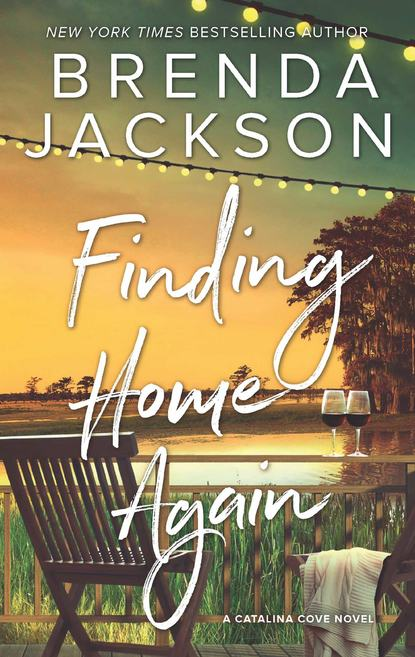 Brenda Jackson Finding Home Again new york times book of crime