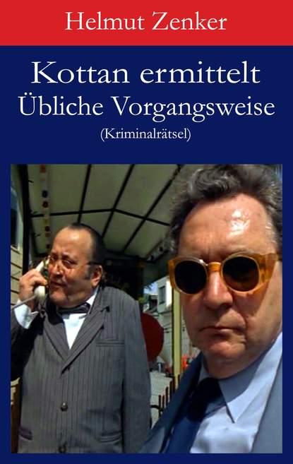 Helmut Zenker Kottan ermittelt: Übliche Vorgangsweise недорого