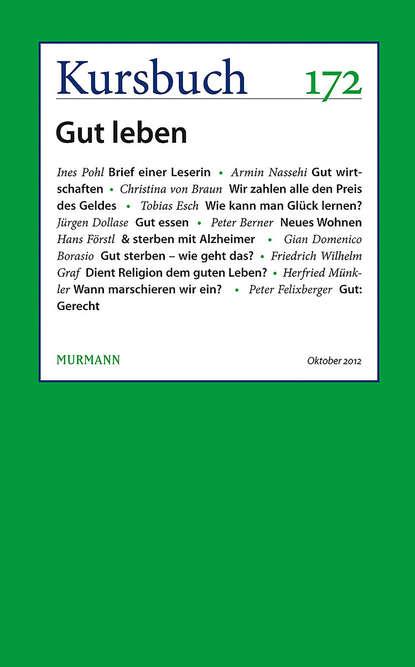 Группа авторов Kursbuch 172