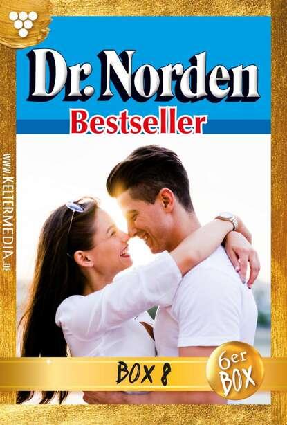 Patricia Vandenberg Dr. Norden Bestseller Jubiläumsbox 8 – Arztroman недорого
