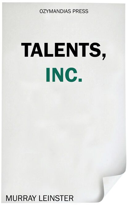 Murray Leinster Talents, Inc.