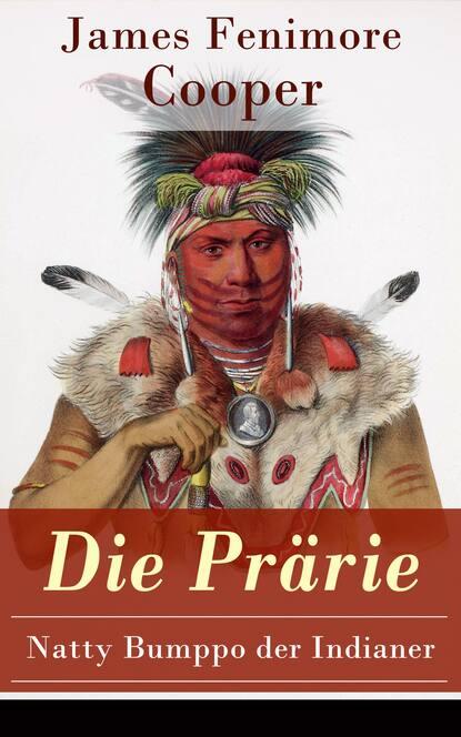 James Fenimore Cooper Die Prärie - Natty Bumppo der Indianer james fenimore cooper der streicher durch die meere