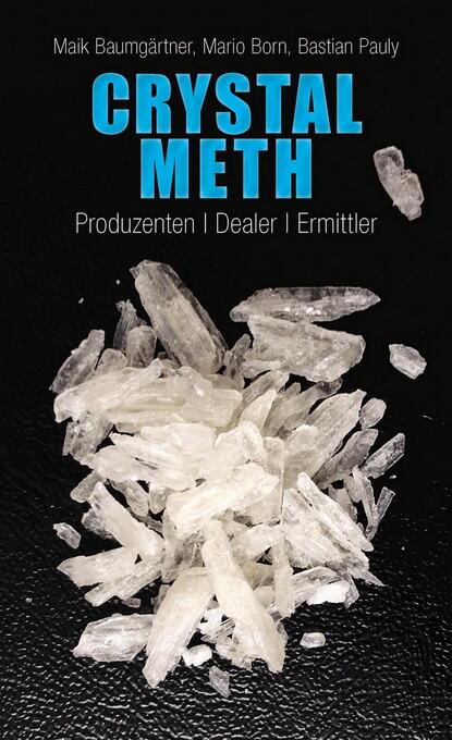 Maik Baumgartner Crystal Meth свитшот print bar meth city