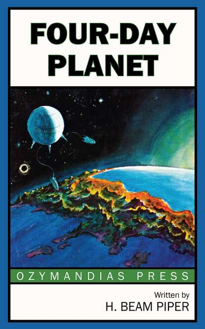 H. Beam Piper Four-Day Planet h beam piper four day planet
