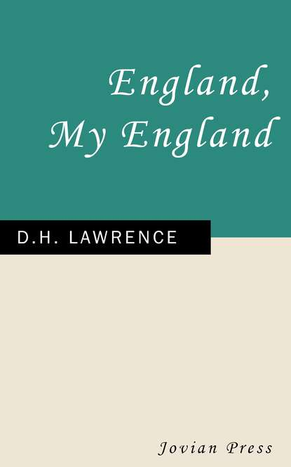 d h lawrence aaron s rod D. H. Lawrence England, My England