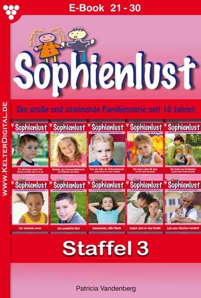 Patricia Vandenberg Sophienlust Staffel 3 – Familienroman недорого