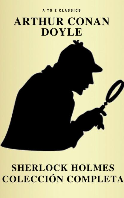 Arthur Conan Doyle Sherlock Holmes: La colección completa (Clásicos de la literatura) (Active TOC) (AtoZ Classics) презентер kensington k33374eub черный