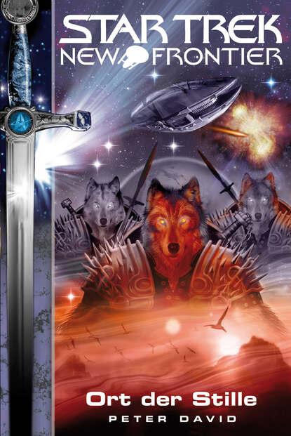 Peter David Star Trek - New Frontier 05: Ort der Stille недорого