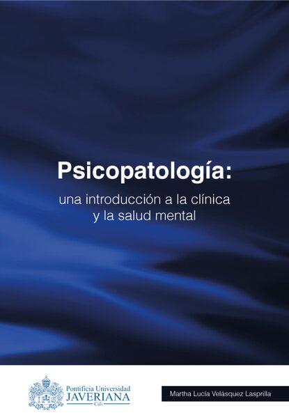 Martha Lucía Velásquez L Psicopatología недорого