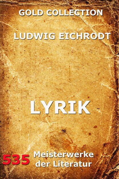 Ludwig Eichrodt Lyrik недорого